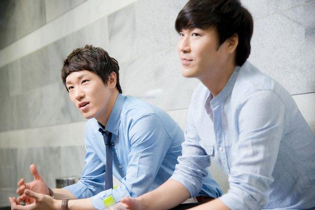 【動画】『親友物語~その3~』チョン・サンユンとチョ・ヒョンギュンからメッセージ!