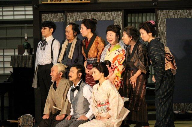【動画】日本各地の方言が入り乱れる!『國語元年』公開稽古をチラっと見せ