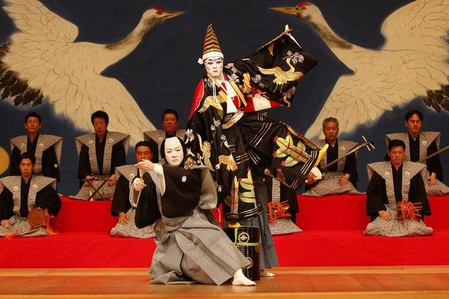 【動画】勘九郎が舞い、七之助が化ける!『赤坂大歌舞伎』舞台稽古をチラっと見せ