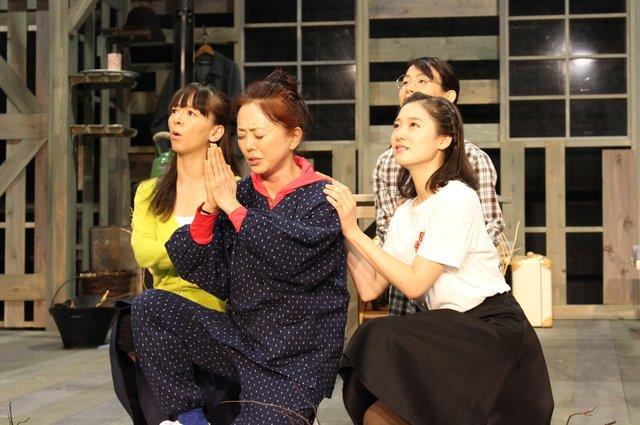 【動画】戦後70年の秋、緊急上演! 舞台『マンザナ、わが町』公開稽古