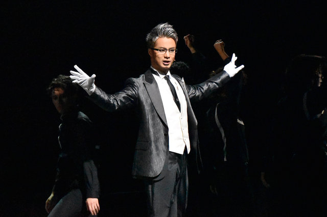【動画】こんなミュージカルは他にない!伝説のミュージカル『CHESS』公開ゲネプロ