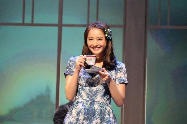 【動画】佐々木希が初の舞台挑戦!『ブロッケンの妖怪』公開ゲネプロをチラッと見せ