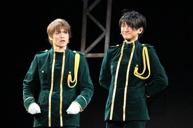 地元ネタに思わずニヤリ!ミュージカル『青春-AOHARU-鉄道』公開ゲネプロをチラッと見せ