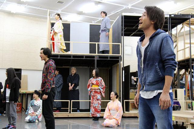 【動画】ナオト・インティライミ、小関裕太W主演!ミュージカル『DNA-SHARAKU』公開稽古をダイジェストでお届け