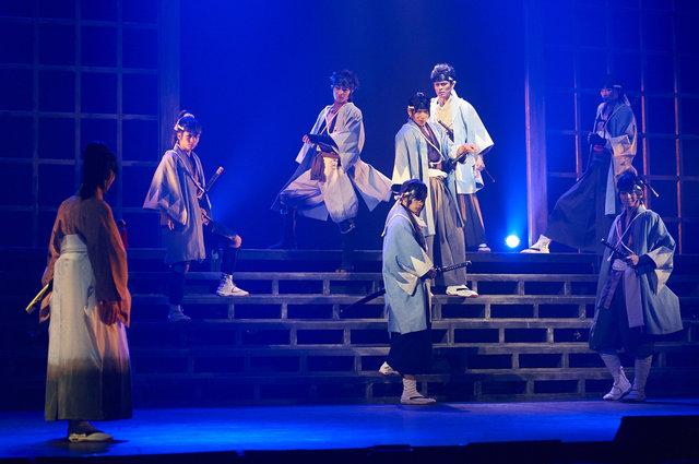 【動画】新たな時代の幕開け!ミュージカル『薄桜鬼』新選組奇譚、公開ゲネプロをチラッと見せ