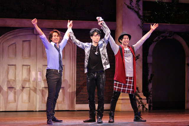 【動画】ついに開幕!『花より男子 The Musical』公開ゲネプロをチラッと見せ