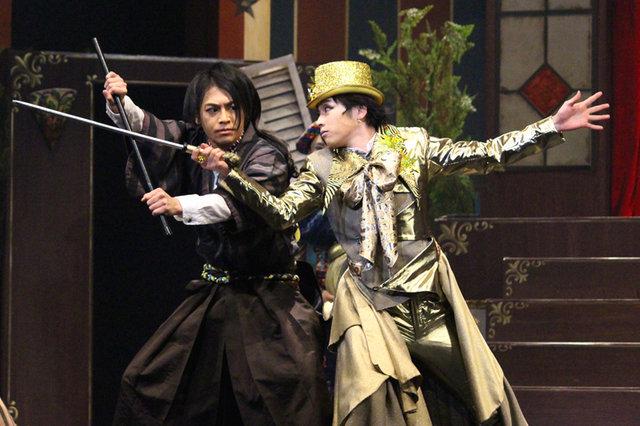 【動画】少年社中×東映舞台プロジェクト『パラノイア★サーカス』公開ゲネプロをチラッと見せ