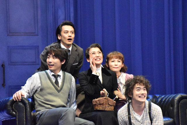【動画】一路真輝、小西遼生らが再集結!ミュージカル『ブラック メリーポピンズ』公開ゲネプロ