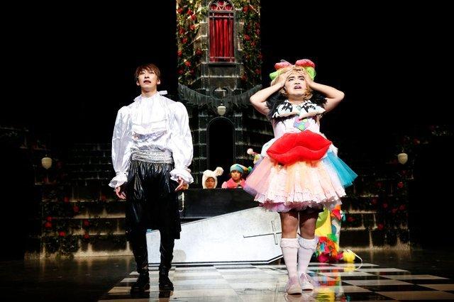 【動画】東京ゲゲゲイらトップダンサーが描く物語!*ASTERISK『Goodbye,Snow White』新釈・白雪姫 公開ゲネプロ