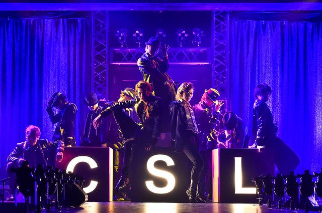 【動画】大山真志、Kimeru、東啓介らが出演の『Club SLAZY-Another world-』公開ゲネプロをチラッと見せ!