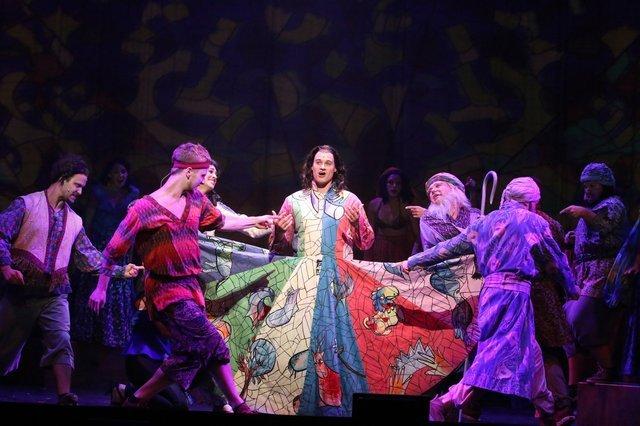 ミュージカル『ヨセフと不思議なテクニカラー・ドリームコート』公開ゲネプロ