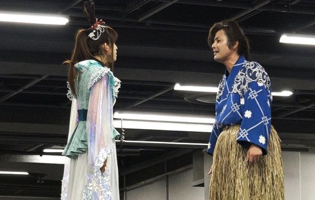 【動画】開幕直前!木村了主演ミュージカル『TARO URASHIMA』通し稽古