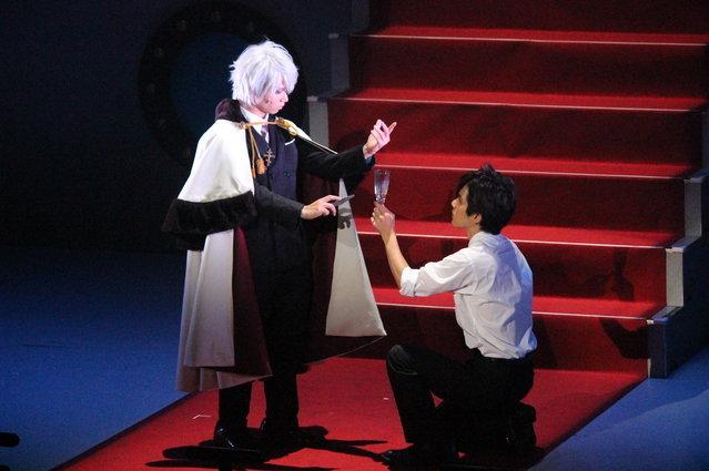 【動画】舞台『インフェルノ』公開ゲネプロをチラッと見せ!植田圭輔、平野良らによる近未来サスペンス・アクション