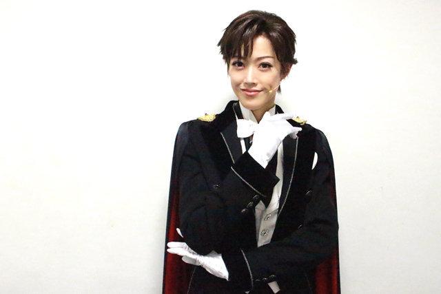 【動画】ミュージカル「美少女戦士セーラームーン」-Amour Eternal- 大和悠河よりメッセージ!