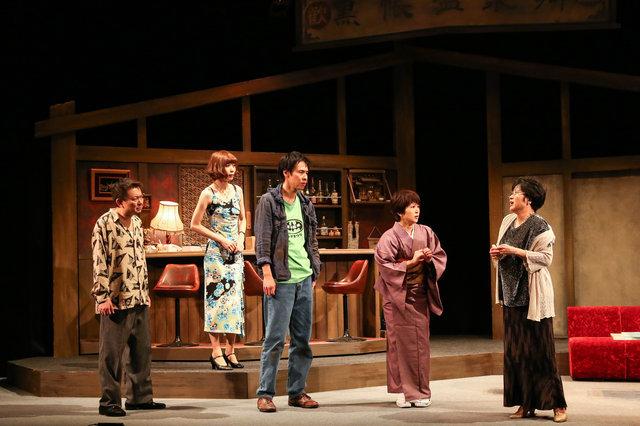 【動画】大倉孝二とブルー&スカイが贈る唯一無二の演劇ワールド!ジョンソン&ジャクソン『夜にて』公開ゲネプロ
