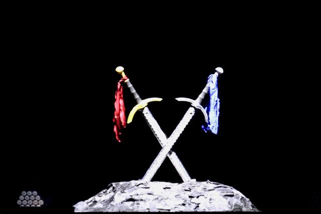 【動画】本公演に先駆けて行われた『クロスハート』LIVE ver.の公開ゲネプロをチラッと見せ!