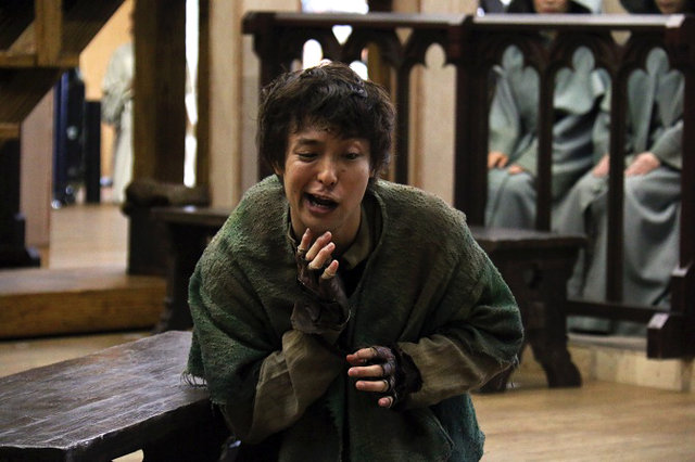 【動画】貴重な稽古場公開!劇団四季ミュージカル『ノートルダムの鐘』