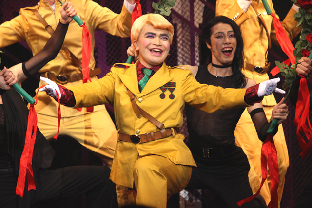 【動画】加藤諒演じるパタリロ殿下が歌い、踊る!舞台「パタリロ!」公開ゲネプロ