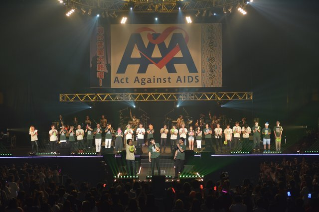Act Against AIDS 2016