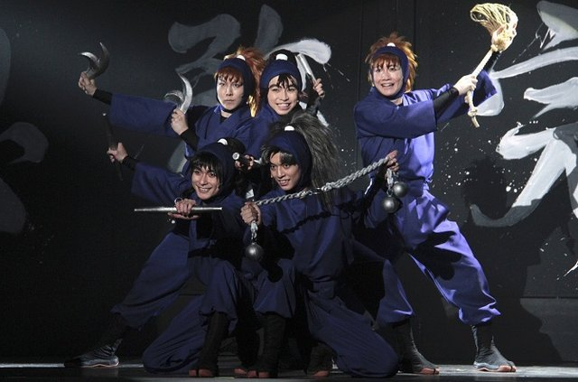 【動画】山木透ら五年生が大活躍!ミュージカル「忍たま乱太郎」第8弾公開ゲネプロ