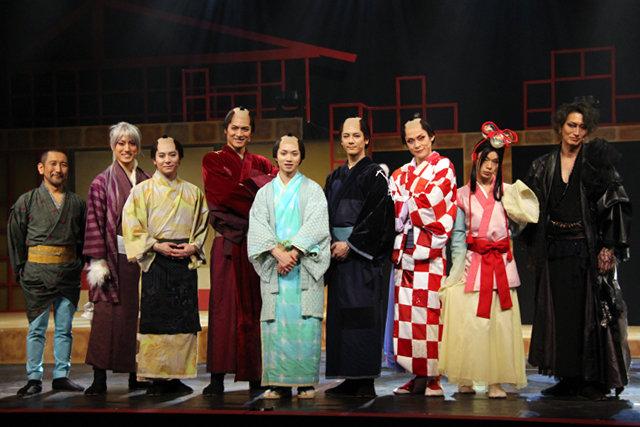 【動画】植田圭輔「愛がたくさん詰まっております!」ミュージカル「しゃばけ」囲み会見ダイジェスト