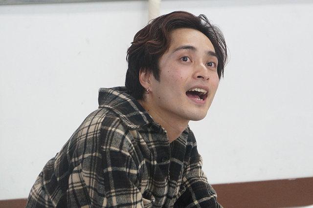 【動画】矢田悠祐が初主演の意気込み語る!『アルジャーノンに花束を』公開稽古