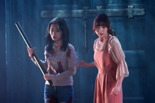 【動画】横浜流星、篠田麻里子らと体感する恐怖・・・『BIOHAZARD THE Experience』公開ゲネプロをチラッと見せ!