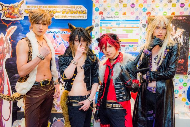 【動画】Live Musical「SHOW BY ROCK!!」米原幸佑&輝馬&鳥越裕貴&滝川英治からメッセージ!