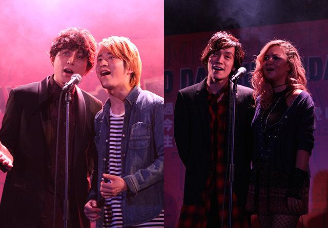 【動画】村井良大、平間壮一ら18名による名曲披露!ミュージカル『RENT』製作発表