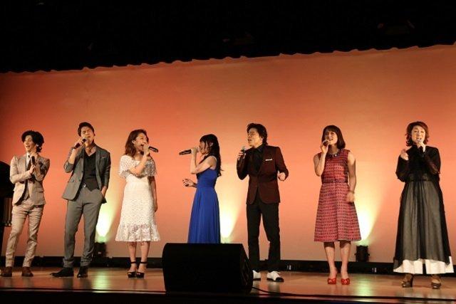 【動画】キャロル・キングの名曲を水樹奈々ほかキャストが熱唱!ミュージカル『ビューティフル』製作発表<歌唱披露>