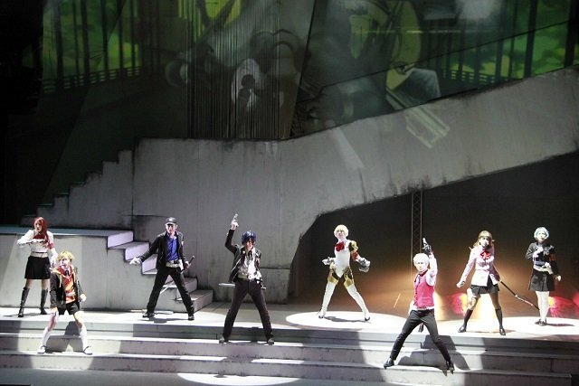 【動画】舞台『PERSONA3 the Weird Masquerade』第4弾「藍の誓約」 最終章「碧空の彼方へ」公開ゲネプロ