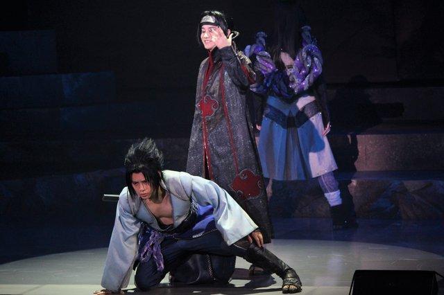 【動画】ライブ・スペクタクル「NARUTO-ナルト-」~暁の調べ~公開ゲネプロ