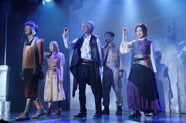 【動画】WEAVER杉本雄治が音楽を手がけるオリジナルミュージカル!『オーバーリング・ギフト』ゲネプロ