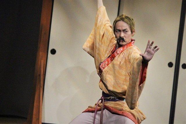 おん・すてーじ「真夜中の弥次さん喜多さん」双_舞台写真10