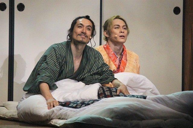 おん・すてーじ「真夜中の弥次さん喜多さん」双_舞台写真12