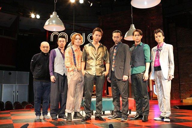 【動画】EXILE・TAKAHIRO初主演舞台!「MOJO(モジョ)」開幕前日会見