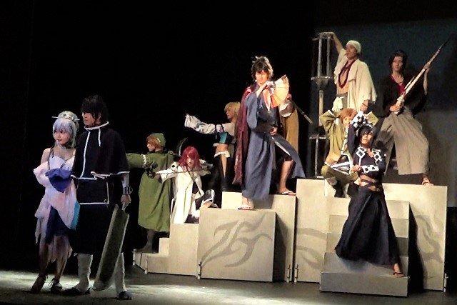 【動画】中村優一、遊馬晃祐らが繰り広げる激しい殺陣!舞台『BRAVE10』公開ゲネプロ