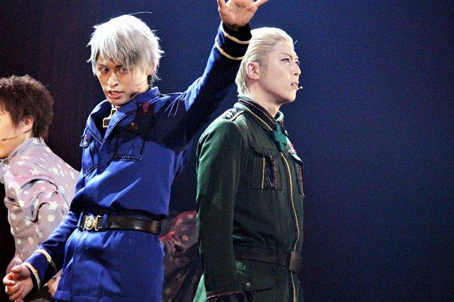 ミュージカル「ヘタリア~in the new world~」東京公演舞台写真_4
