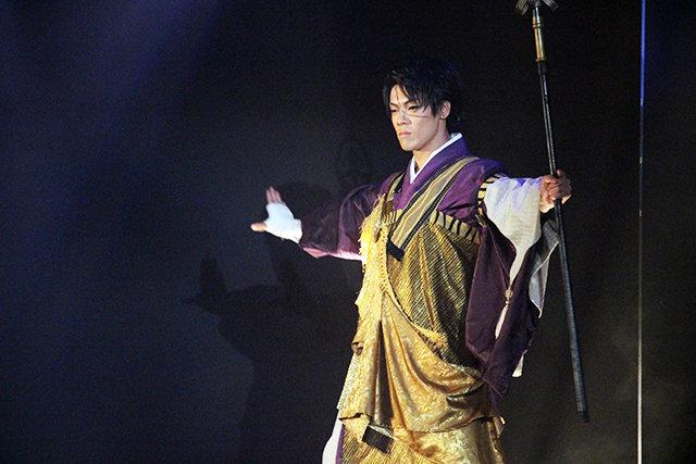 "『イケメン戦国 THE STAGE』~織田軍VS""海賊""毛利元就編~舞台写真_5"
