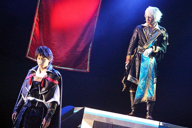 "『イケメン戦国 THE STAGE』~織田軍VS""海賊""毛利元就編~舞台写真_7"