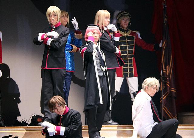 【動画】『王室教師ハイネ-THE MUSICAL-』公開ゲネプロ