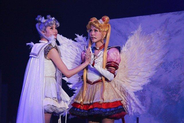 【動画】ミュージカル「美少女戦士セーラームーン」-Le Mouvement Final-公開ゲネプロ
