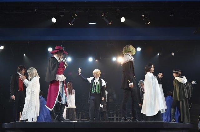 【動画】ミュージカル『魔界王子 devils and realist』the Second spirit公開ゲネプロ