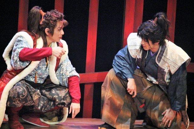 【動画】猪野広樹&Lead鍵本輝が義を貫く!舞台『義風堂々!!』公開ゲネプロ