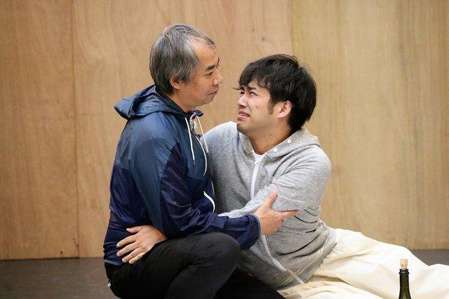 【動画】高嶋政宏、三浦貴大らが描く破天荒なホームドラマ!舞台『クラウドナイン』公開稽古