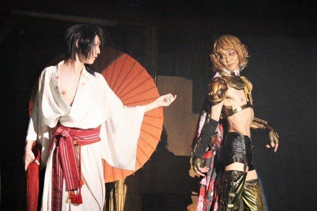 【動画】艶やかに、再び!浪漫活劇譚『艶漢』第二夜 公開ゲネプロ