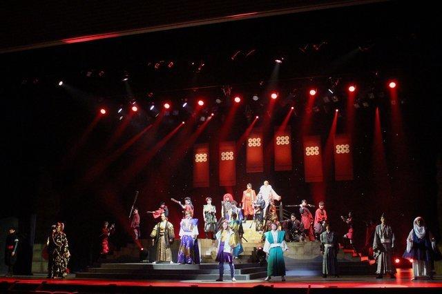 【動画】『ゆく年く・る年冬の陣 師走明治座時代劇祭』公開ゲネプロ