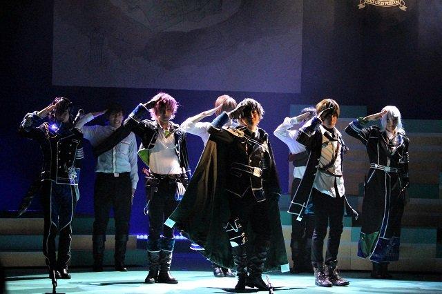 『イケメン革命◆アリスと恋の魔法 THE STAGE』フェンリル編舞台写真_12