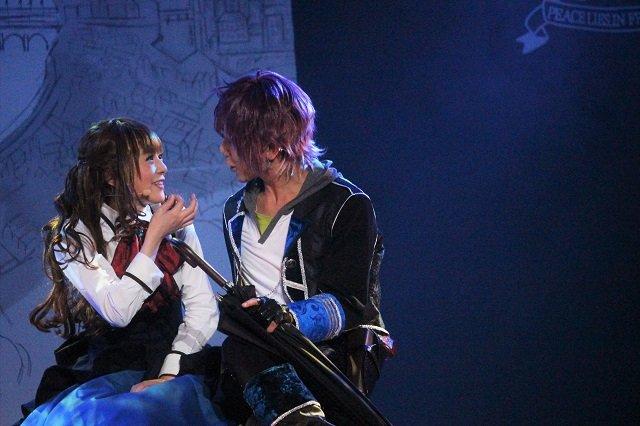 『イケメン革命◆アリスと恋の魔法 THE STAGE』フェンリル編舞台写真_2