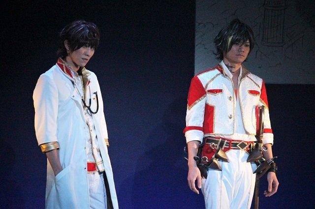 『イケメン革命◆アリスと恋の魔法 THE STAGE』フェンリル編舞台写真_4